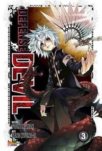 Defense Devil volume 3 NOVO!