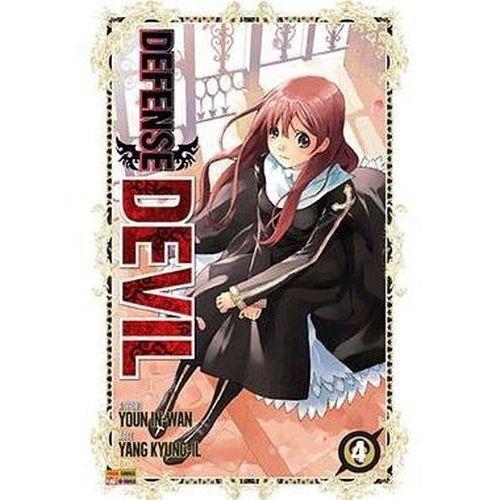 Defense Devil volume 4 Semi-novo