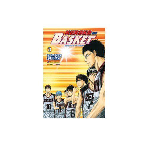 Kuroko no Basket volume 3