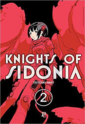 Knights of Sidonia volume 2 Semi-novo