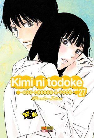 Kimi ni todoke volume 27