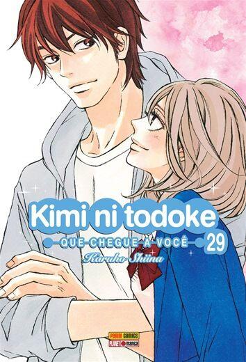Kimi ni Todoke volume 29