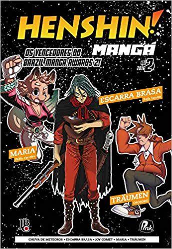 Henshin mangá volume 2