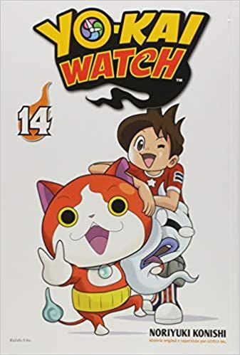 Yo-kai watch volume 14 semi-novo