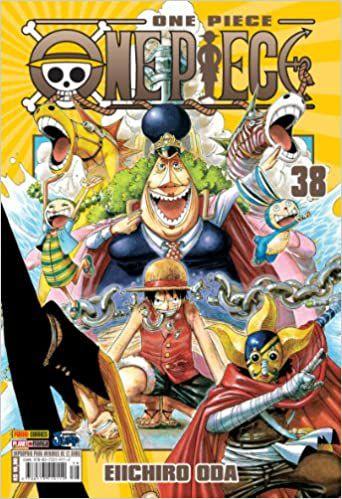 One Piece volume 38