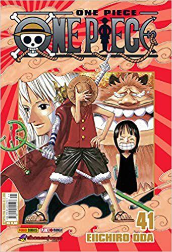 One Piece volume 41