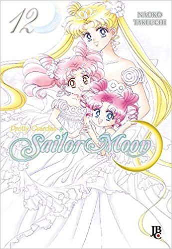Sailor Moon volume 12