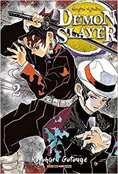 Demon Slayer - Kimetsu No Yaiba - Volume 2