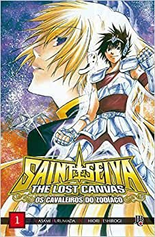 Saint Seiya The Lost Canvas volume 1