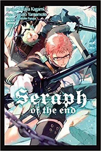 Seraph of the End volume 7 semi-novo