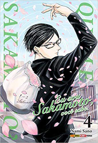 Quem e Sakamoto? - Volume 4