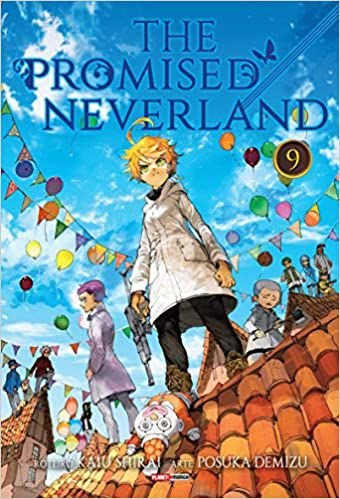The Promised Neverland volume 9
