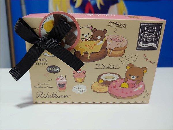 Rilakkuma doughnuts