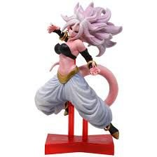 Android 21 - The Android Battle