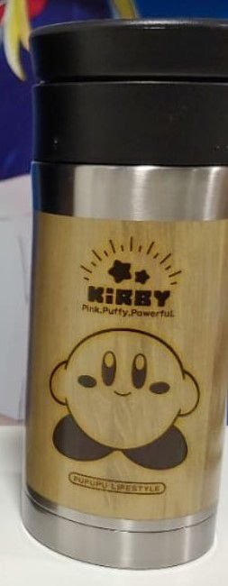 Garrafa térmica Kirby alumínio