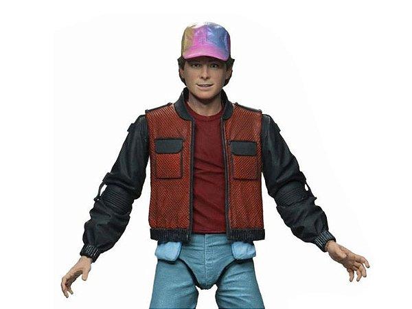 Back to the Future Part 2 Ultimate Marty Figure (Pré-venda)