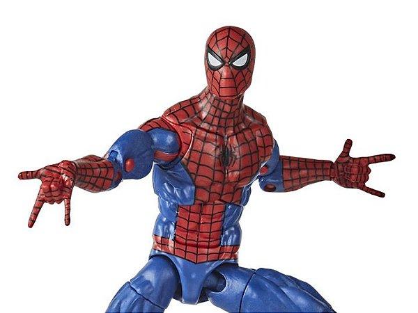 Spider-Man – Marvel Legends Retro Collection - PRÉ-VENDA