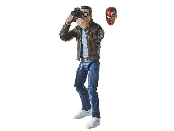 Spider-Man Marvel Legends Retro Collection Peter Parker Pré-venda