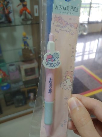 Caneta Little Twin Stars Sanrio