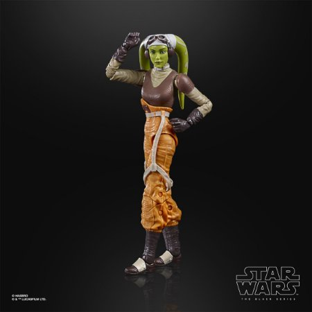 Star Wars The Black Series Hera Syndulla 6-Inch Action Figure (Pré-venda)