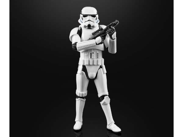 "Star Wars: The Black Series 6"" Stormtrooper (The Mandalorian) PRÉ-VENDA"