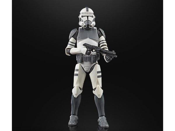 "Star Wars: The Black Series 6"" Clone Trooper (Kamino) PRÉ-VENDA"