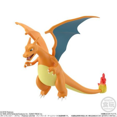 Pokemon Scale World Kanto Charizard