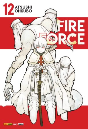 Fire Force. Vol. 12