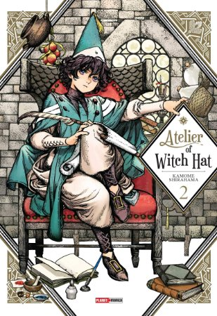 Atelier of Witch Hat - Volume 2