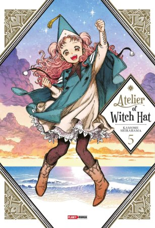 Atelier Of Witch Hat - Volume 5