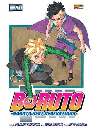 Boruto: Naruto Next Generations Vol. 9 (Português)