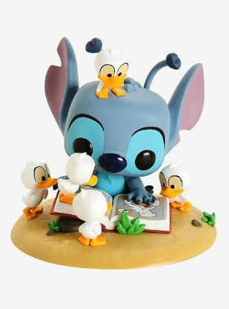 Funko Pop! Disney: Lilo & Stitch - Stitch with Ducks