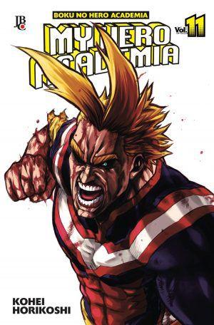 My Hero Academia - Volume 11