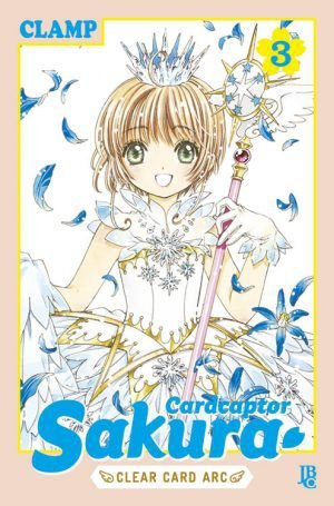 Cardcarptor Sakura Clear Card volume 3