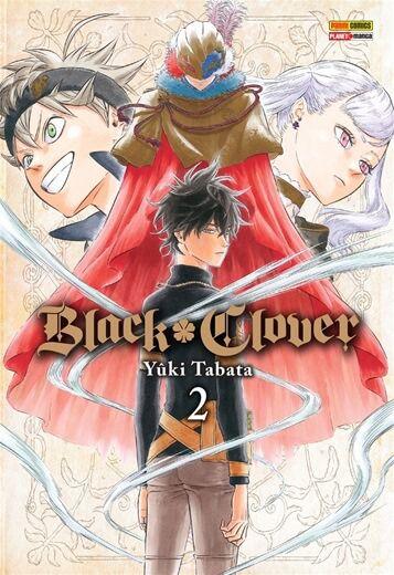 Black Clover volume 2