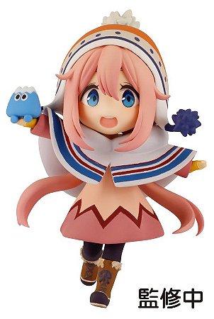 Yuru Camp Nadeshiko Kagamihara Mini Figure (Pre-order)