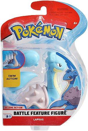 Pokémon Battle Figure 12cm - Dtc - Lapras