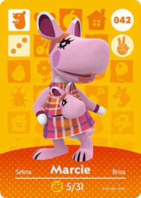 Amiibo Card - Marcie