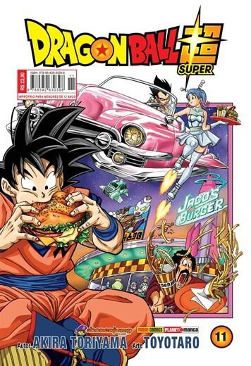 Dragon Ball Super volume 11
