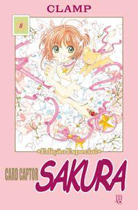 Sakura volume 8 - Edição Especial