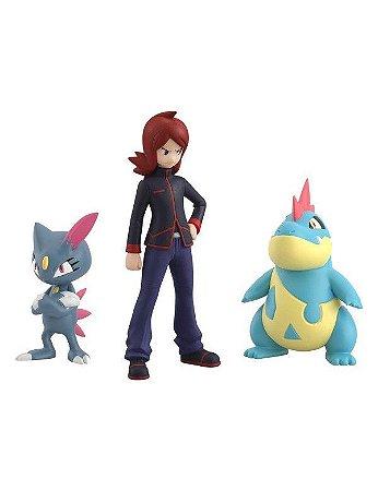 Pokémon Scale World Silver