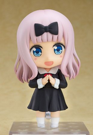 Nendoroid Kaguya-sama: Love Is War -The Geniuses' War of Love and Brains- Chika Fujiwara (Pre-order)