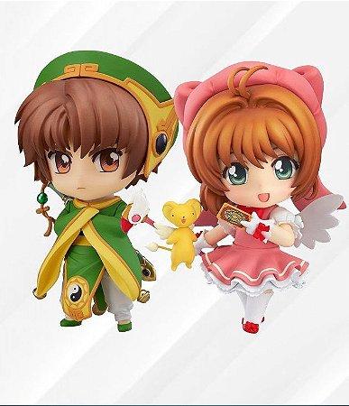 Nendoroid Cardcaptor Sakura Syaoran Li e Sakura Kinomoto