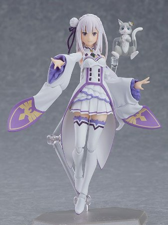 figma Re:ZERO -Starting Life in Another World- Emilia(Pre-order)