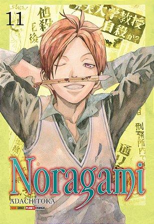 Noragami - Volume 11
