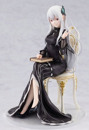 KDcolle Re:ZERO -Starting Life in Another World- Echidna Tea Party Ver. 1/7 Complete Figure(Pre-order)