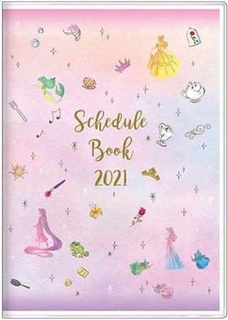 Planner 2021 - Sunstar Stationery Disney Princess Icon (Pronta Entrega)