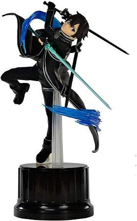 FIGURE SWORD ART ONLINE INTEGRAL FACTOR - KIRITO - ESPRESTO EST EXTRA MOTIONS (Pronta Entrega)