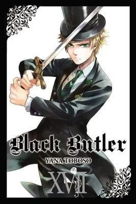 Black Butler - Volume 17