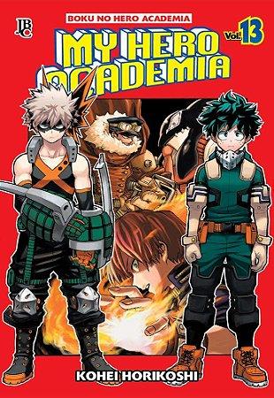 My Hero Academia - Vol. 13 (Português)